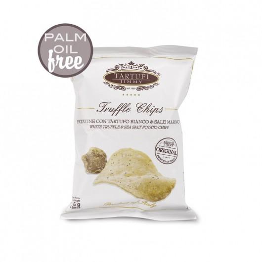 Patatas Chips de trufa 90gr
